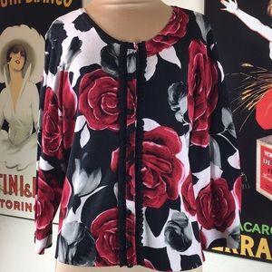 White House Black Market Lightweight Cardigan XL